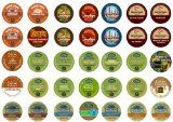 Flavored Coffee Sampler, K-Cup Portion Pack for Keurig K-Cup Brewers (Pack of 35) - http://www.freeshippingcoffee.com/k-cups/flavored-coffee-sampler-k-cup-portion-pack-for-keurig-k-cup-brewers-pack-of-35/ - #K-Cups