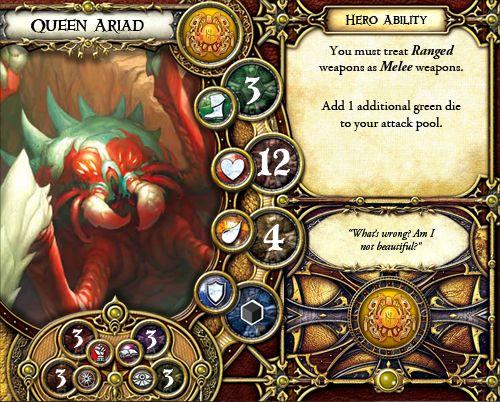 Queen Ariad