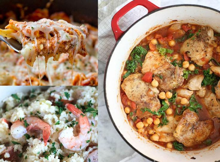 10 One-Pot Dishes to Try for Dinner (That Make Cleanup a Breeze) | Fox News Magazine