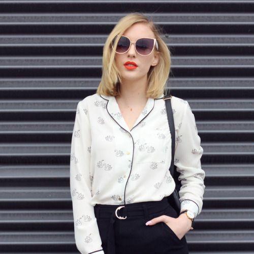 Hedinke: WOMENS OVERSIZE THIN METAL FLAT LENS CAT EYE... #sunglasses #gafasdesol #occhialidasole #lunettesdesoleil #sonnenbrillen