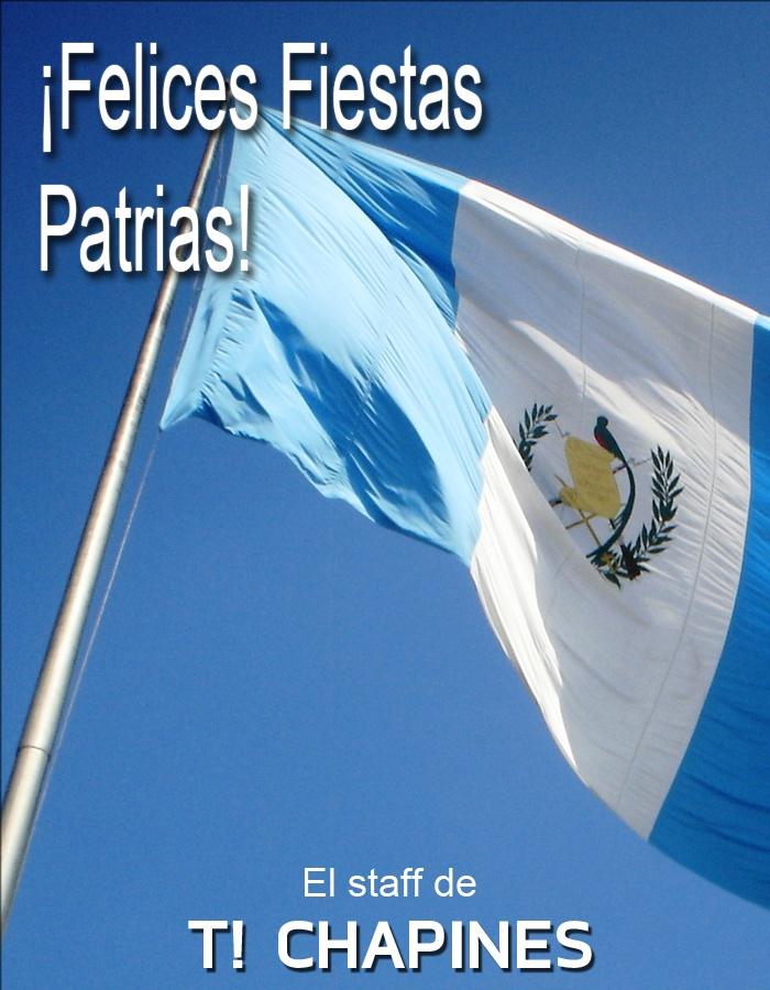 191 años de independencia de Guatemala