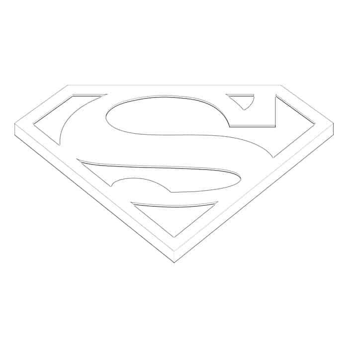 Superman Logo Printable Coloring Pages Superman Coloring Pages Lego Coloring Pages Coloring Pages