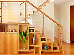 Here are 7 storage solutions you didn't know had in your home.  Find creative and functional storage solutions at HouseLogic.