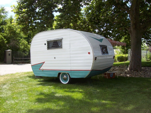 Vintage Travel Trailer For Sale The VelcroStrip (division of ASG) Vintage Trailers For Sale