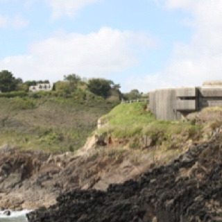 d-day bunkers