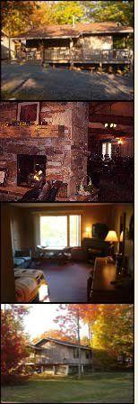 Georgian Bay Parry Sound Fine Dining Restaurant & Luxury Motel Rentals - Log Cabin Inn