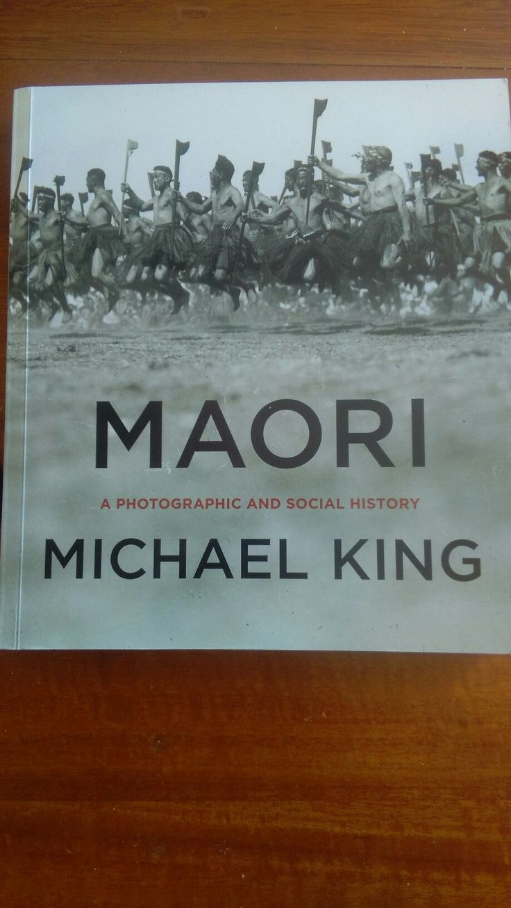 Māori a photographic and social history Michael King
