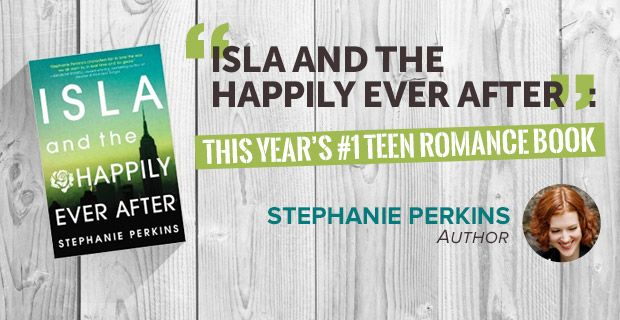 """Isla and the Happily Ever After"": This Year's #1 Teen Romance Book ➔ http://www.datingadvice.com/trending/isla-and-the-happily-ever-after-this-years-1-teen-romance-book"