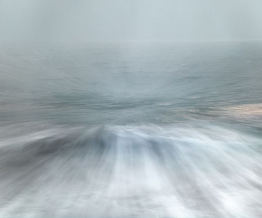 Tidal Resonance No.33, 2013. The photographs in Tidal Resonance depict the echoes, natural sounds and languages of the ocean.