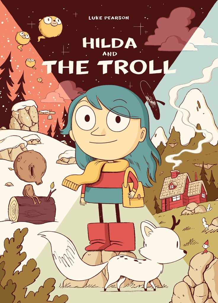 The first book in the Hilda series. Introduces Hilda, an adventurous young girl who lives in an idyllic mountainous wilderness with her mother and deerfox companion, Twig. In her first outing, she encounters the enigmatic Wood Man and discovers...