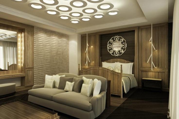 Luxury Modern Master Bedrooms