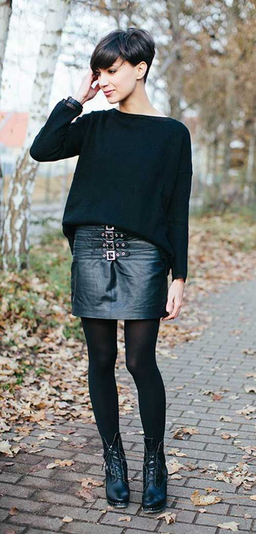 Fashionable-Black-Pixie-Cuts.jpg 500×1,042 pixels