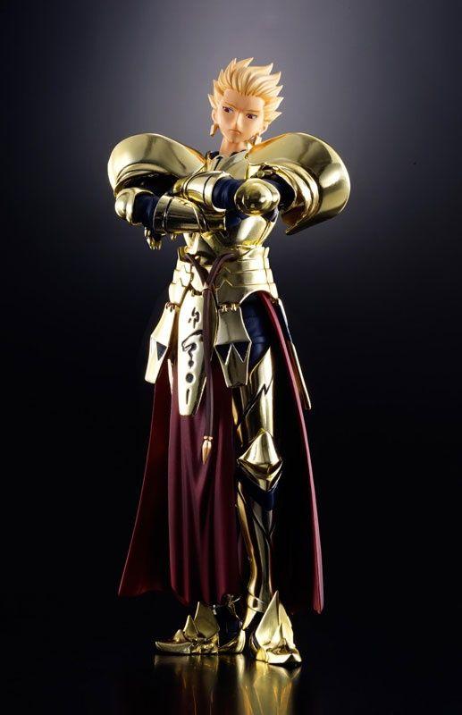 Fate/Zero Gilgamesh Chogokin Action Figure