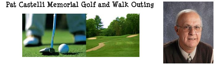 The Pat Castelli Memorial Golf and Walk Outing. The Pat Castelli Memorial Golf and Walk Outing will take place on Saturday, June 6 at the Exeter Golf & Country Club in Exeter, RI as follows:  1:00 pm – Tee Off 4:00pm – Memorial Walk 5:00pm – Dinner, featuring raffles, prizes, etc.  Proceeds will benefit the Pat Castelli Award for Excellence in Spanish Fund at The Prout School.  Pat Castelli dedicated his life to the education of children. He was a beloved educator known for his humor…