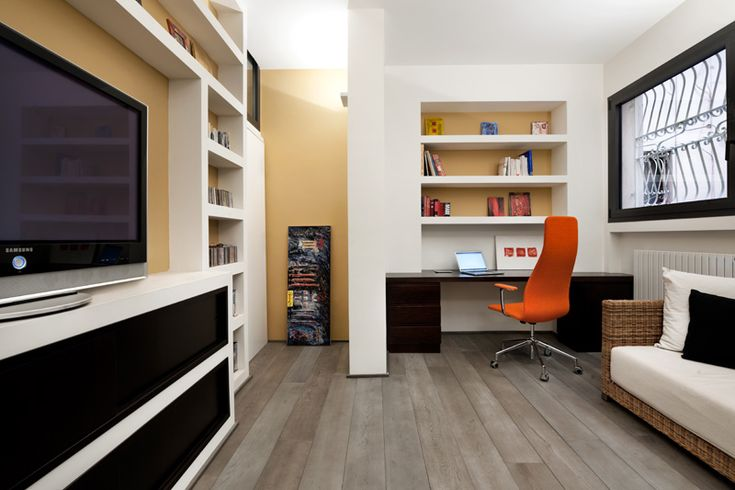 Before & After - Celio Apartment by Carola Vannini Architecture