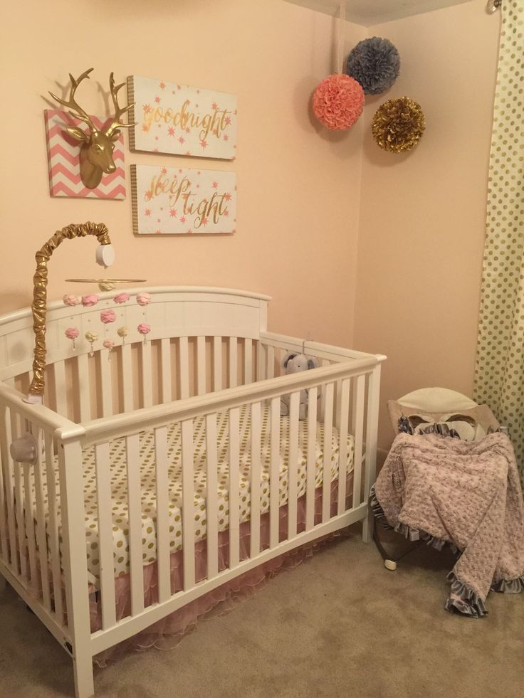 17 best images about girl nursery on pinterest metallic for Home goods mobile