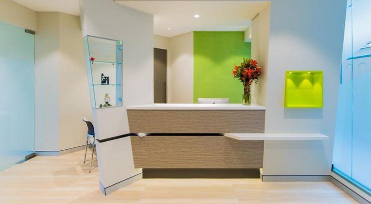 surgery design dental reception