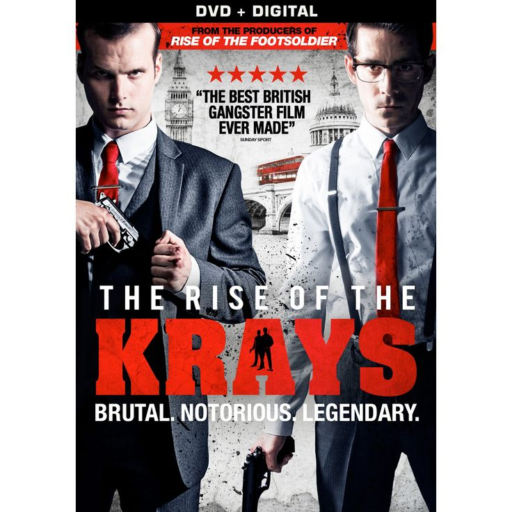 Rise of the krays (Dvd), Movies