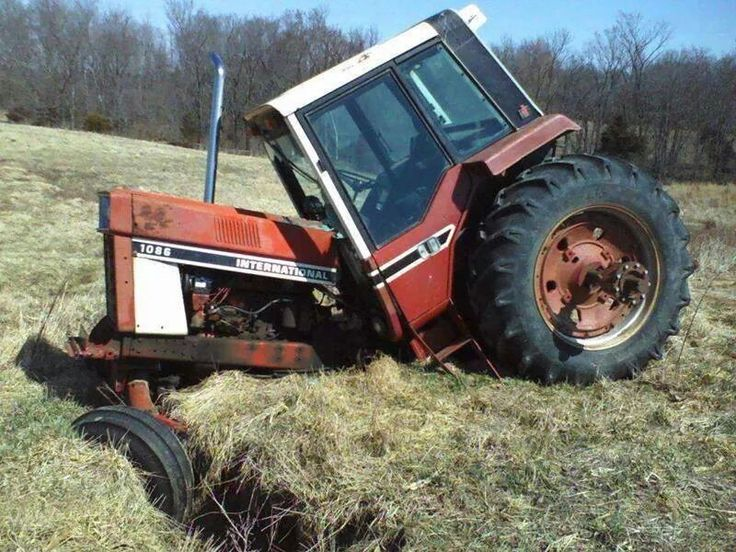 1086 Ih Plowing : Best machines tractors images on pinterest