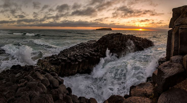The Giant's Causeway, County Antrim. | 21 Gorgeous Panoramic Shots From Around Britain