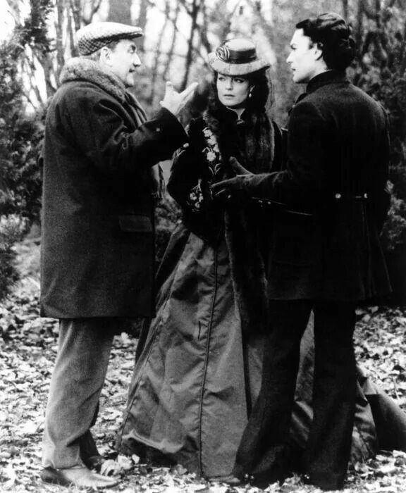 1972 Ludwig Ou Le Crepuscule Des Dieux Romy Schneider Noir Et Blanc Actrice
