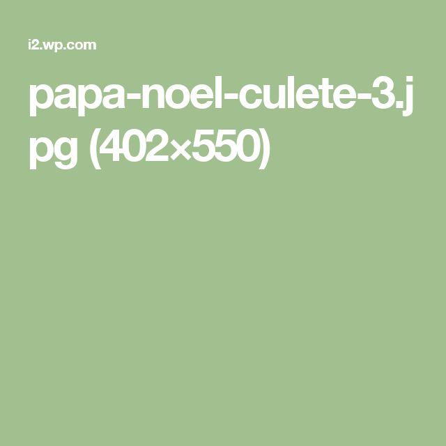 papa-noel-culete-3.jpg (402×550)