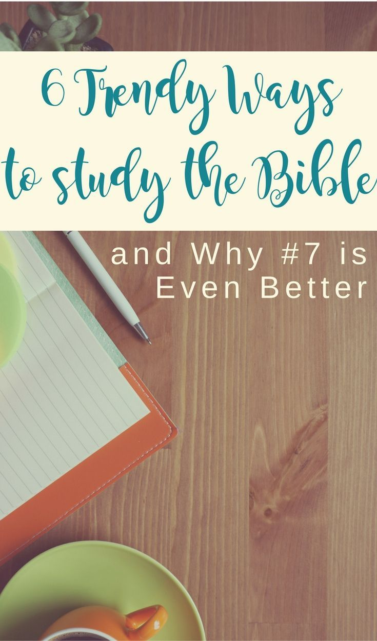 There a a bunch of trendy acronyms that help us study the Bible, but this tried and true study method is still the real deal.   Scripture Confident Living