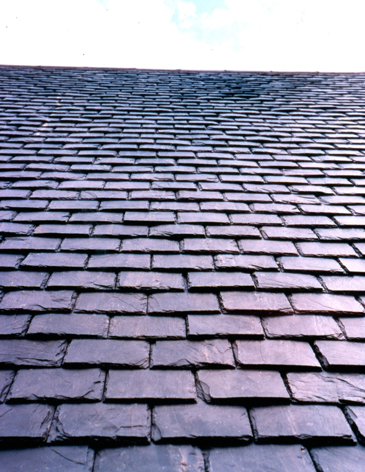 CUPA natural slate, the most environmentally friendly roofing material