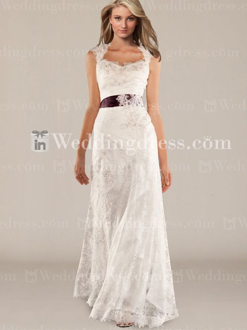 Informal Vintage Wedding Dresses