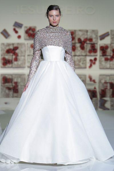 Vestidos de novia para mujeres delgadas 2017: ¡30 diseños espectaculares! Image: 24