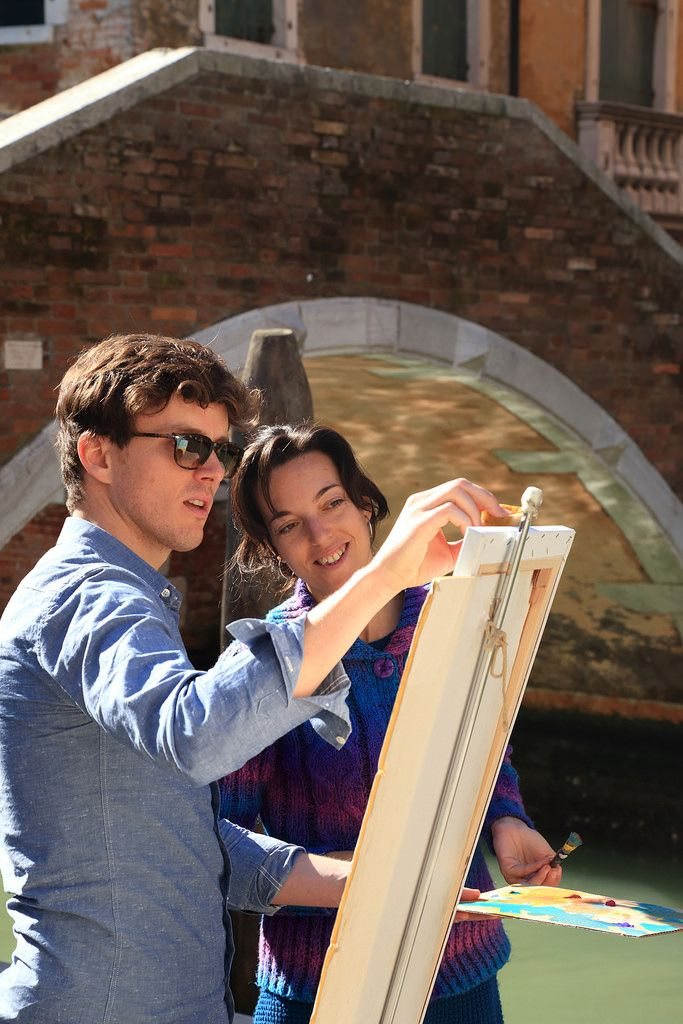http://www.drawing-lessons.sognare-venezia.net  Painting art classes in Venice | www.drawing-lessons.sognare-venezia.net