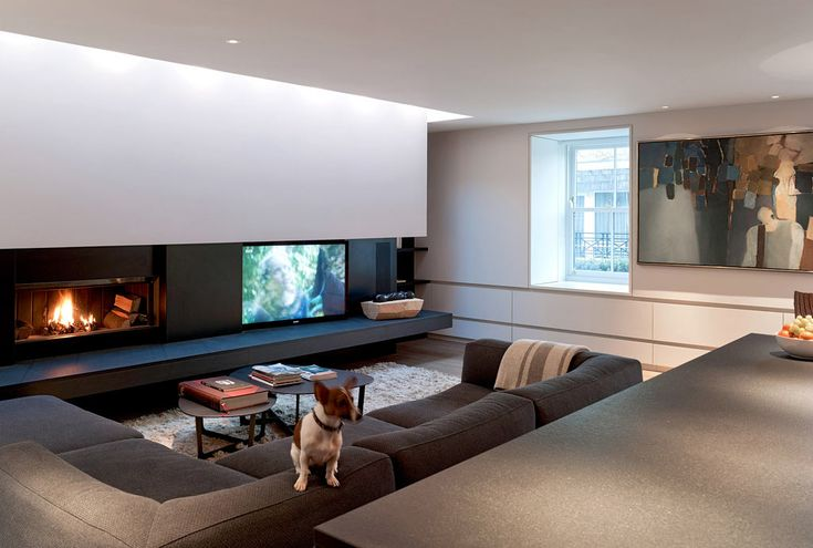 McLean Quinlan Architects   London   Winchester - Bayswater, Architectural Project