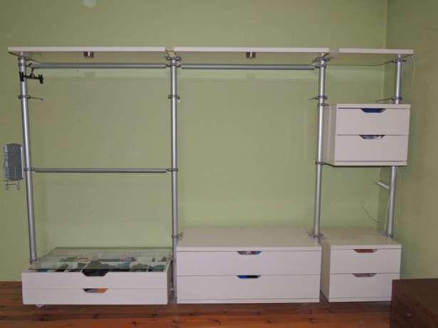Garderoba - Ikea Stolmen Poznań - image 1