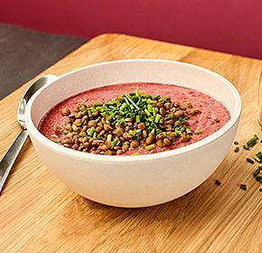 Rote-Bete-Suppe – würzig und lecker
