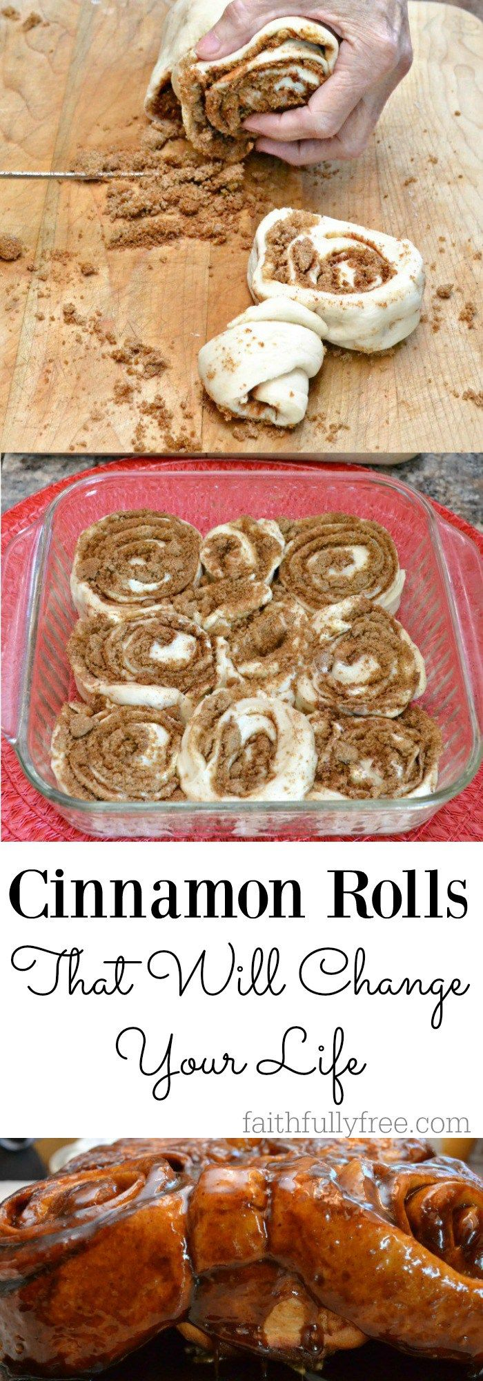 Check out G&G Homemade Cinnamon Rolls. It's so easy to ...