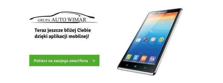 Aplikacja mobilna Auto Wimar wygodne narzędzie, które pomoże sprawnie zarządzać swoim samochodem.