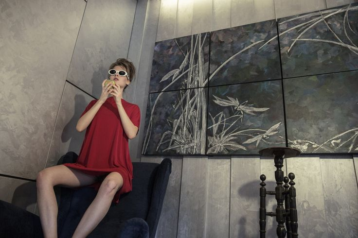 collaboration MARP by Maria Pshenichnikova with architectural firm PIAFF