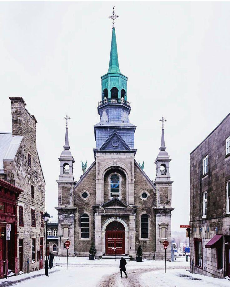 Winter time in Old Montreal. ❄ Picture by @tallistepics. #mtlblog #mtlblognews #montreal #montréal #mtl #quebec #québec #qc #canada #mtlmoments #downtownmontreal #oldmontreal #oldportmtl #winter #winter2017 #canada150 #vancouver #britishcolumbia #toronto #ottawa #ontario #calgary #edmonton #halifax #novascotia