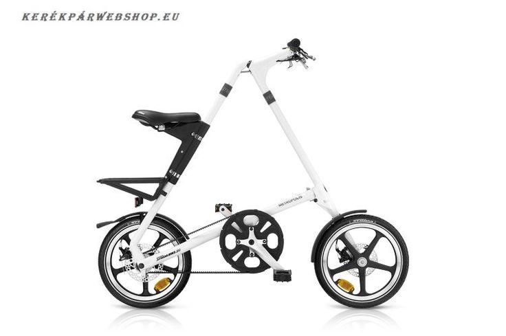 Strida Metropolis összecsukható kerékpár