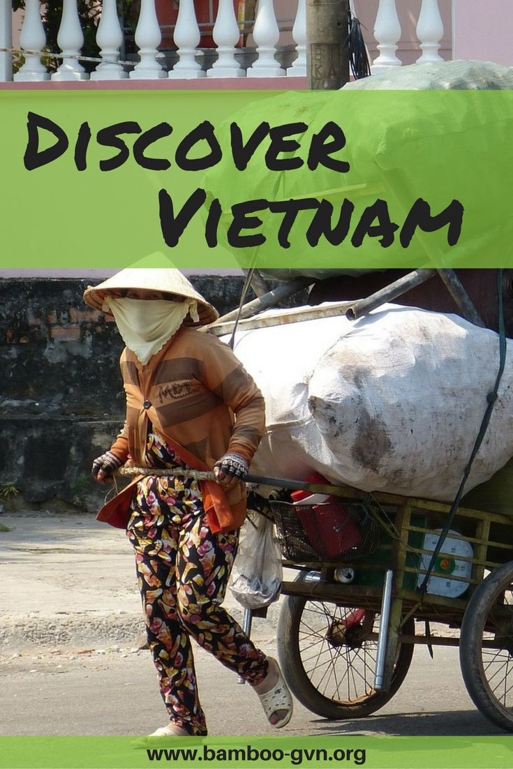 Discover Vietnam // Travel - Adventure - Do You Bamboo - BamFam - Sustainable - Volunteer - Responsible Travel - Give Back