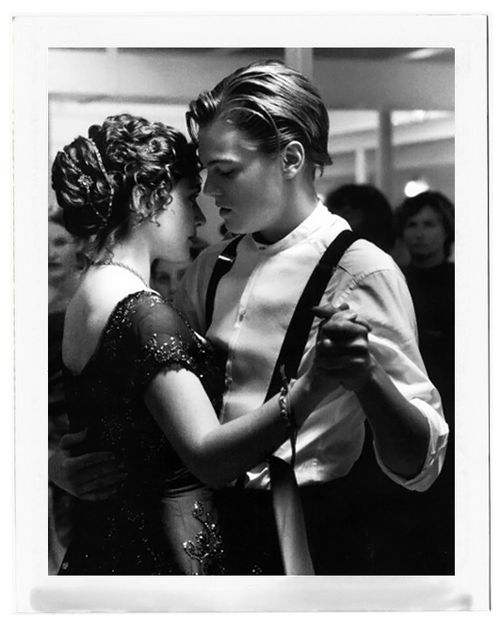 Jack and Rose, Titanic