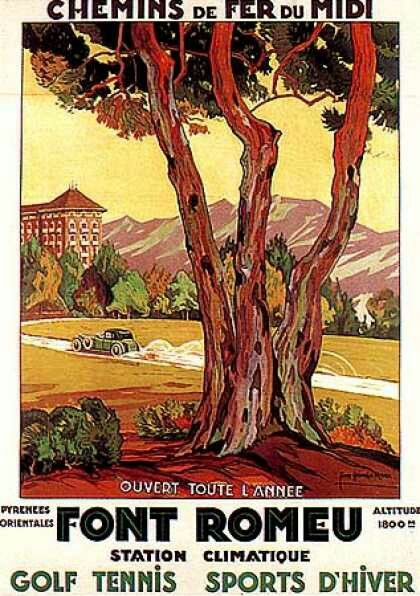81 best images about posters france midi railway on - Ma deco comme les grands ...