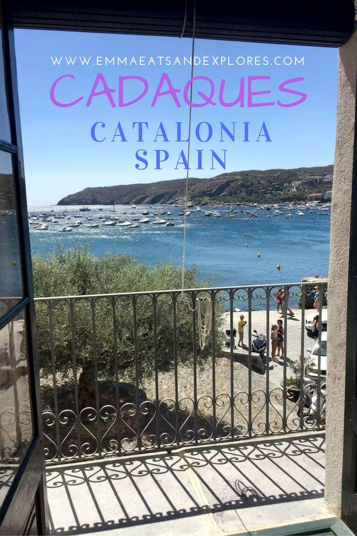 Cadaques, Catalonia, Spain by Emma Eats & Explores