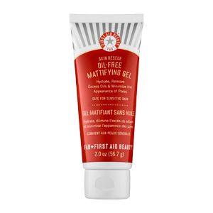 Skin Rescue Oil Free Mattifying Gel Moisturizer First Aid Beauty Mattifying Moisturizers 300
