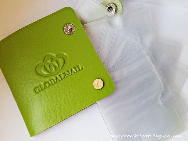 Super useful stamping plates package. Cute green color~
