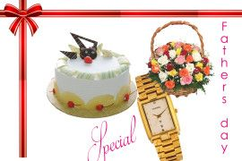 Superise your Father on special day with Full of joy & lot of Happeness.