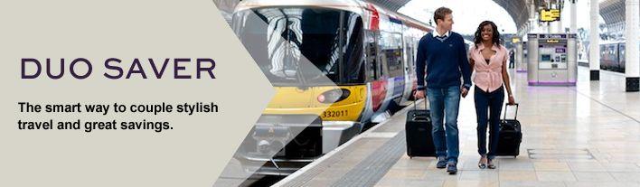 Heathrow express--Duo Saver to Paddington during a quick layover