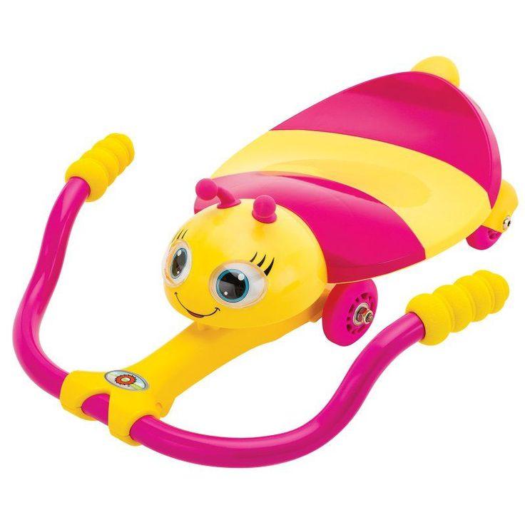 Razor Jr. Lady Buzz Twisti Scooter - Magenta - 25059661