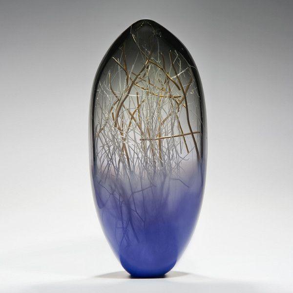 Ore In Grey & Violet by ENEMARK & THOMPSON - Vessel