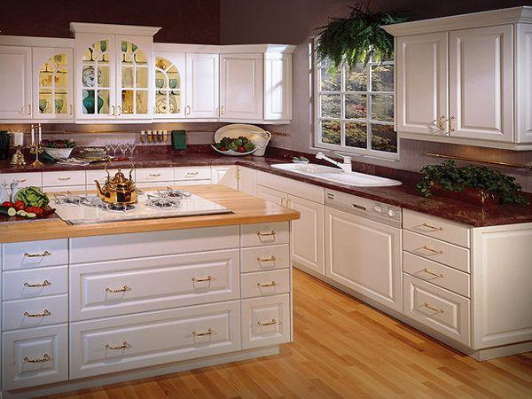 48 best DeWils Kitchen Cabinets images on Pinterest   Kitchen ...